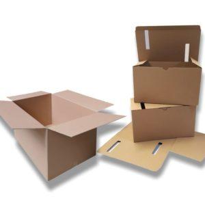 Kartony i opakowania